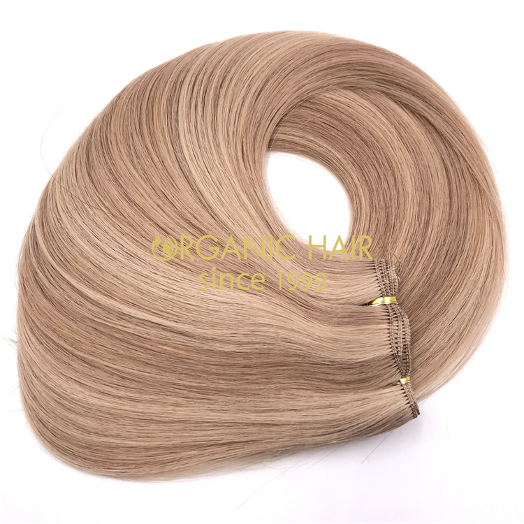 Happy Thanksgiving and hot sale human hand tied wefts X339