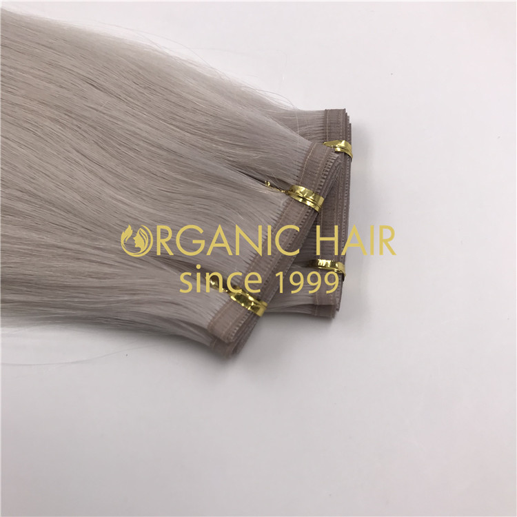 Flat weft extension without shedding H239