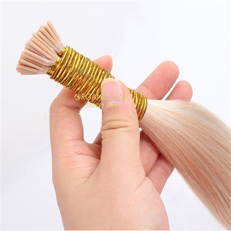 Best i tip hair extension in China on sale A215