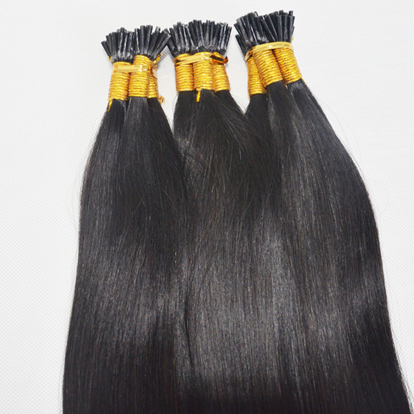 Bonded Hair Extensions I Tip Extensions For Short Hair China Oem