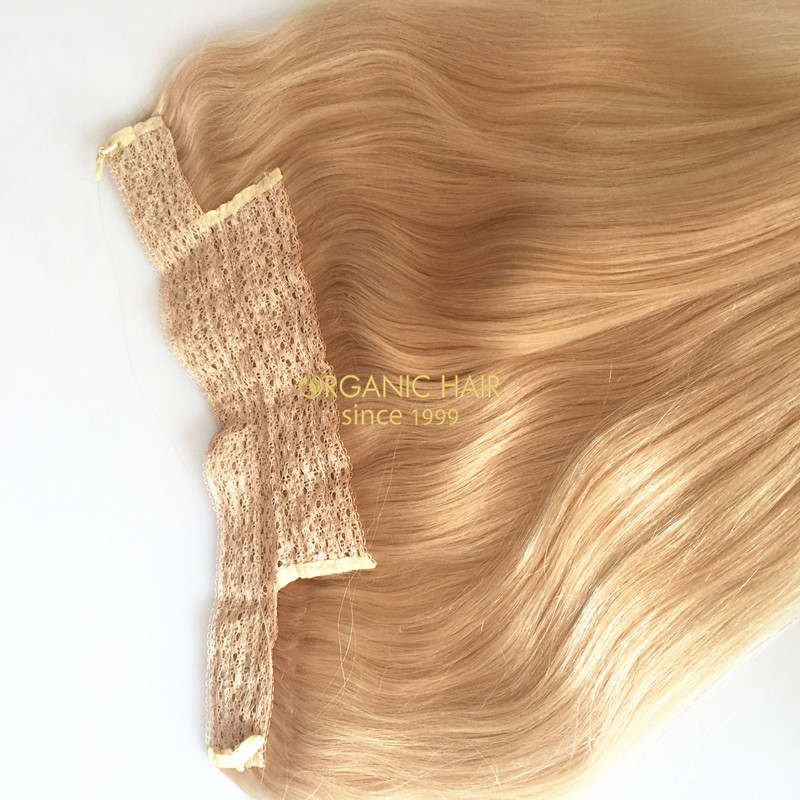 Human Hair Extensions Australia Halo Hair Extensions Weft China