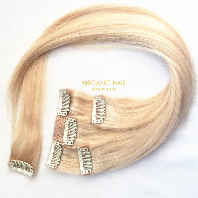 clip in colored hair extensions wholesale prices of remy
