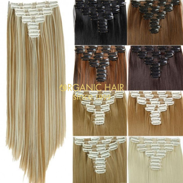 Great Length Soho Hair Clip In Human Hair Extensions P427 China