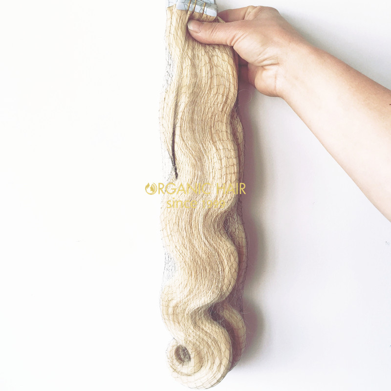 Great Lengths Tape Hair Extensions For Short Women