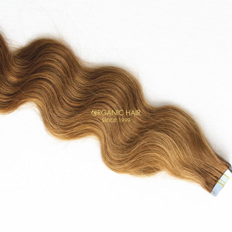 Wholesale 18 Inch Hair Extensions Saga Remy Hair China Oem