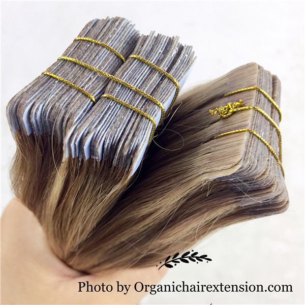 Wholesale Hair Extension Tape Remy Human Hair Suppliers China Oem
