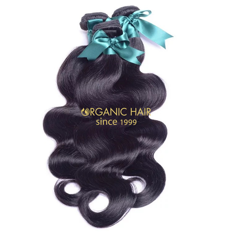 Virgin indian human hair extensions for sale