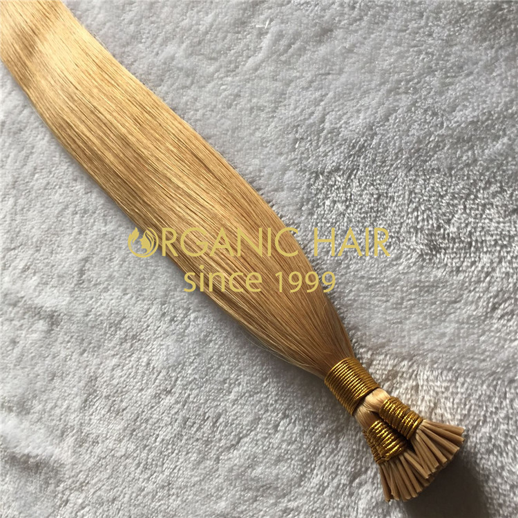 High quality I tip hair extensions C80