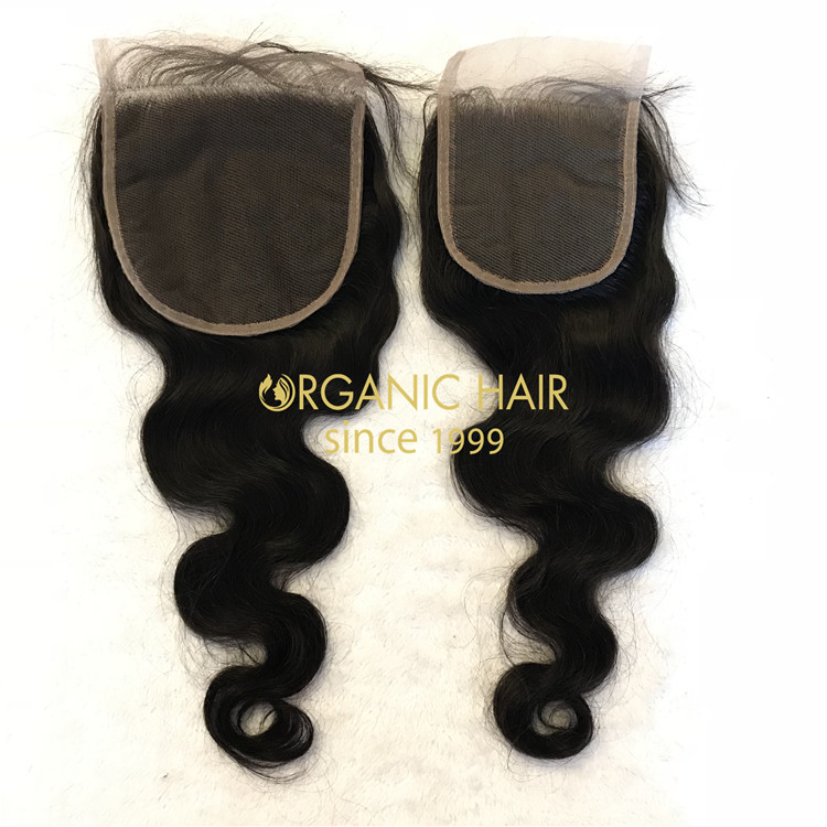 Lace closure 4*4 and 5*5 good review X66