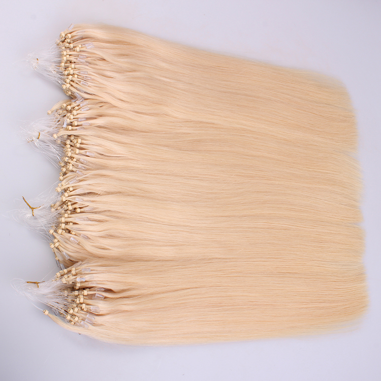 Micro ring hair extensions wholesale