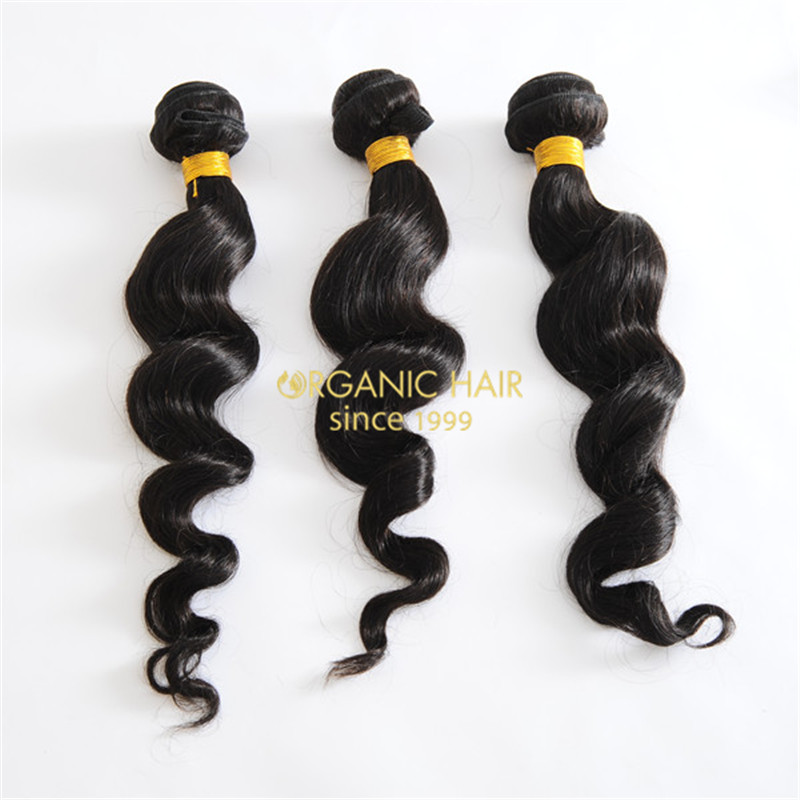 Cheap brazilian remy human hair weave