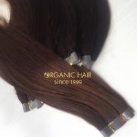 how to apply skin weft hair extensions