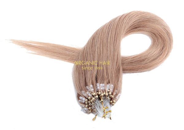 microbeads hair extensions for short hair supplier #27