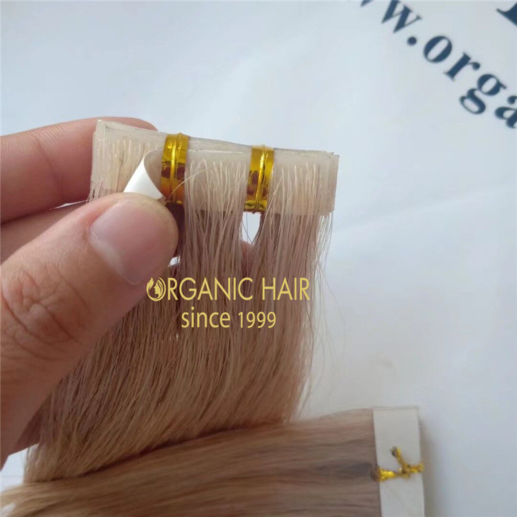 The most real and natural choice-PU skin weft A118