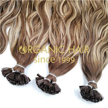 Single donor Indian temple hair rb120