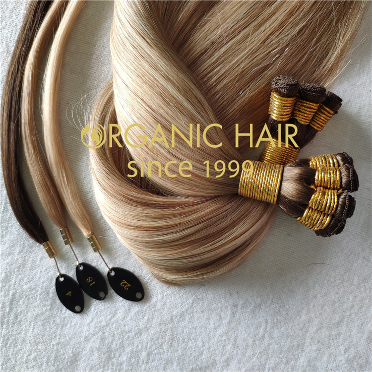 One donor hair extensions supplier rb108