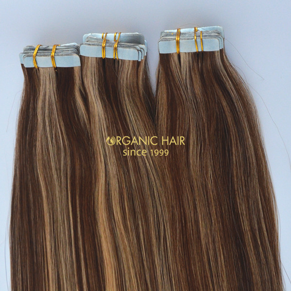 Tape in hair extensions ombre hair extensions vendor