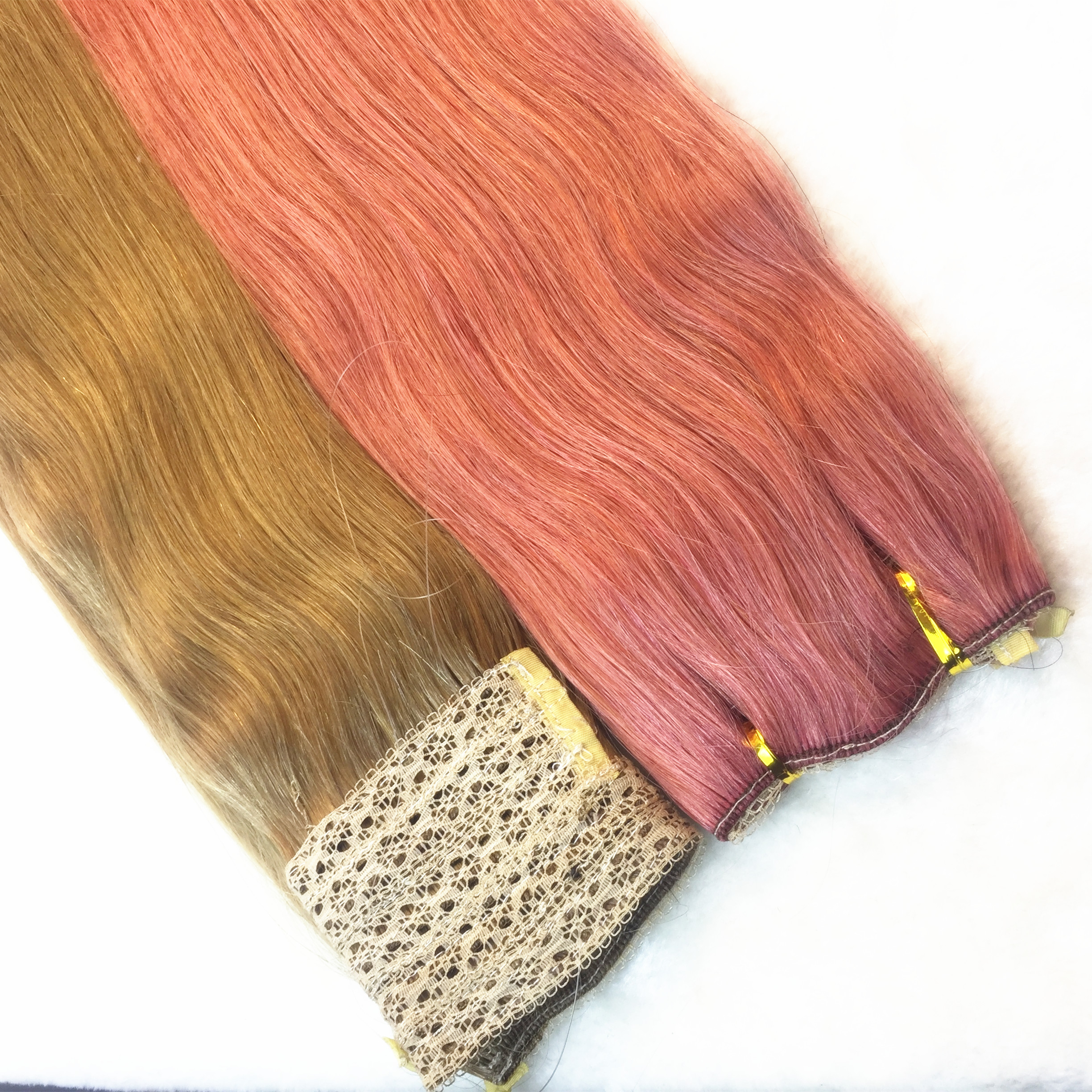 Organic hair facotory, say good bye to fake hair extensions !