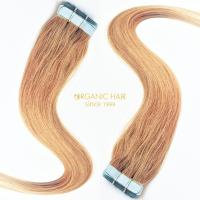 High Grade Remy Cuticle Human Hair Extensions china factory directly sale