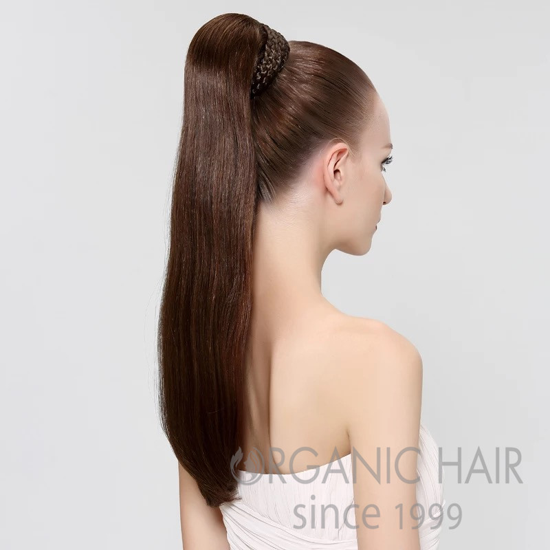 Remy Hair Human Hair Ponytail Extensions China Oem Remy Hair Human