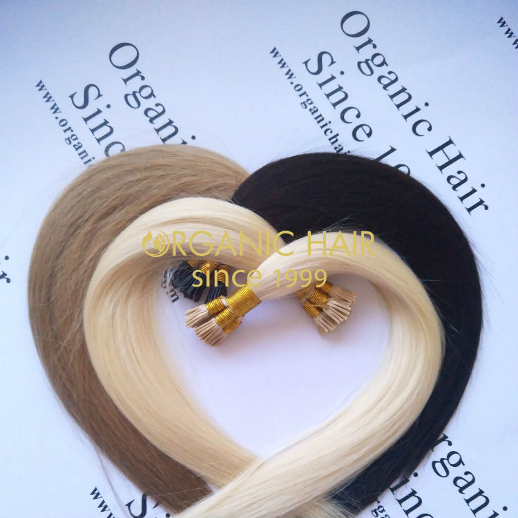 Pre Bonded Hair Extensions China Wholesale Pre Bonded Hair