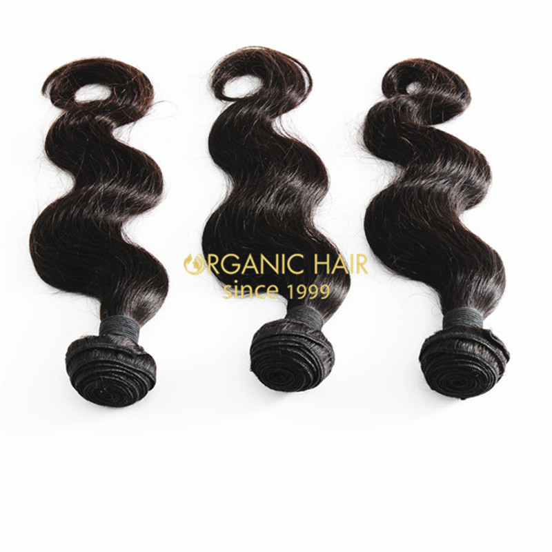 Best real curly natural hair extensions