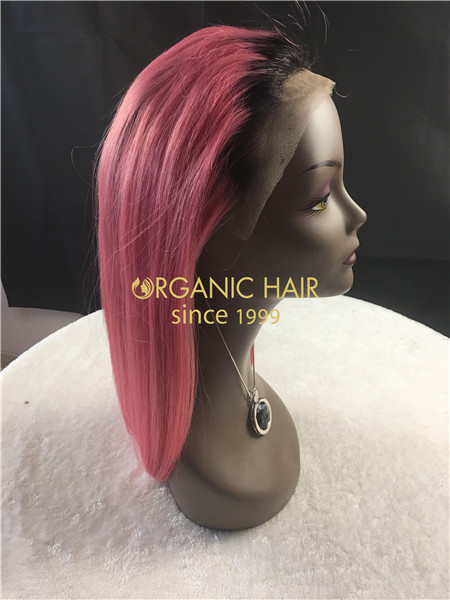 Wholesale full lace wigs and front lace wigs for beauty , royal hairstyle in China GT17