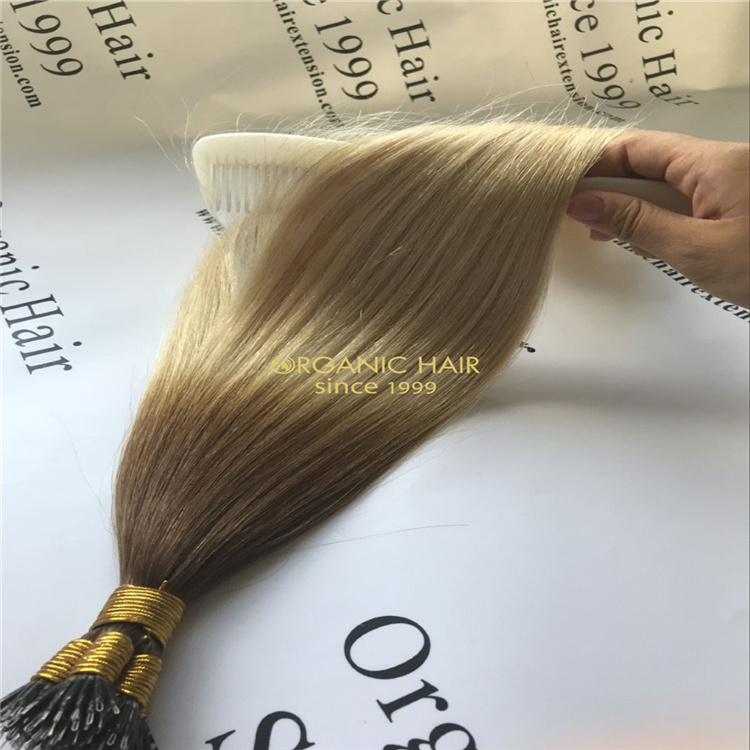 Wholesale 2021 hot-sale nano ring hair extensions V46