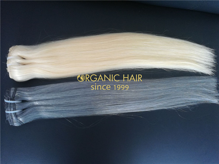 Wholesale Luxy 100 Remy Hairdouble Drawn Clip In Hair Extensions