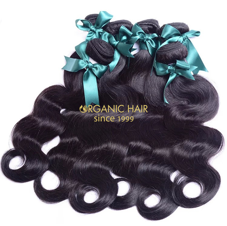 Good remy human hair weave sale
