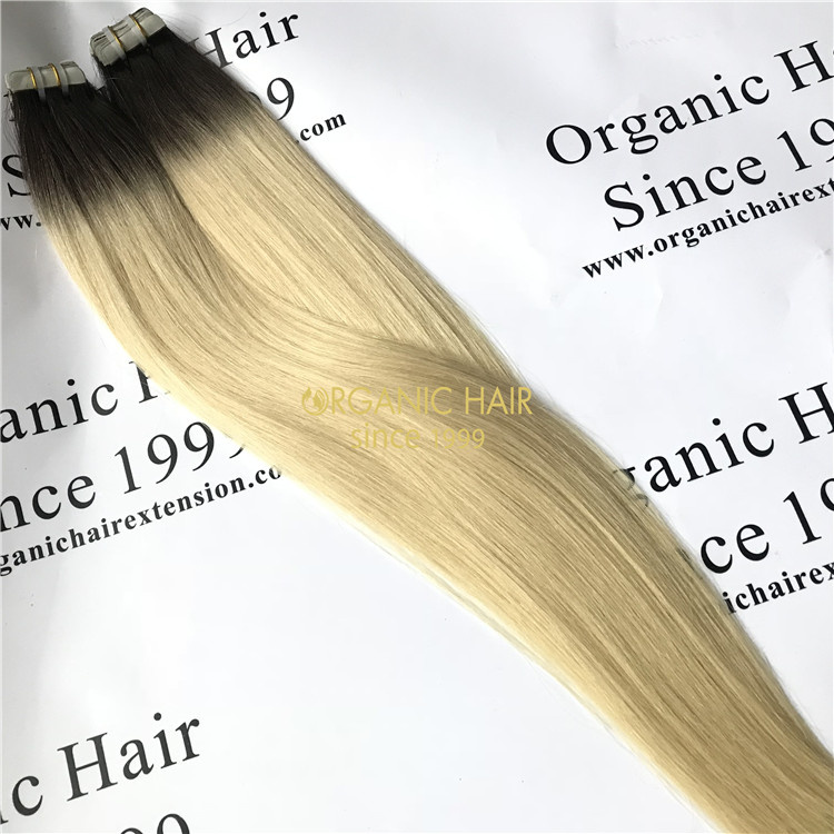Wholesale best PU skin weft V47