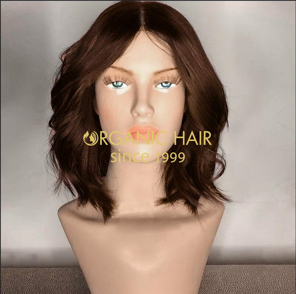 synthetic clip in hair extension and wigs maker