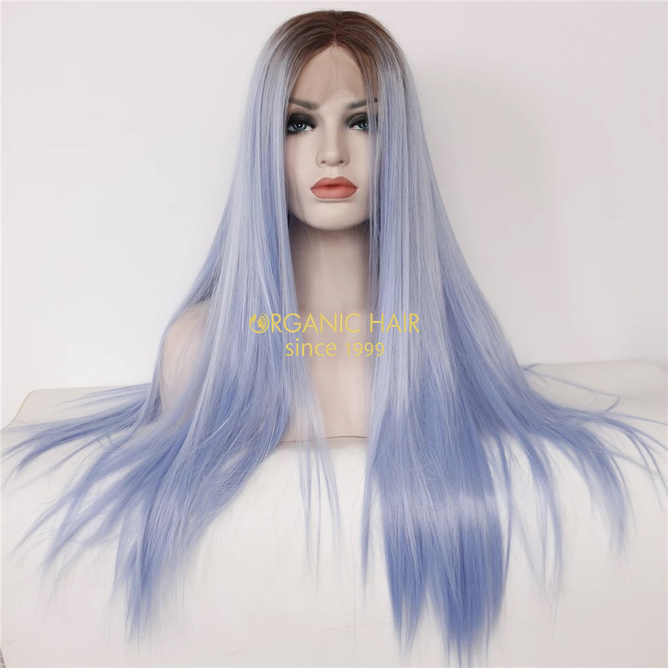cosplay natural hair wigs for women wig lace