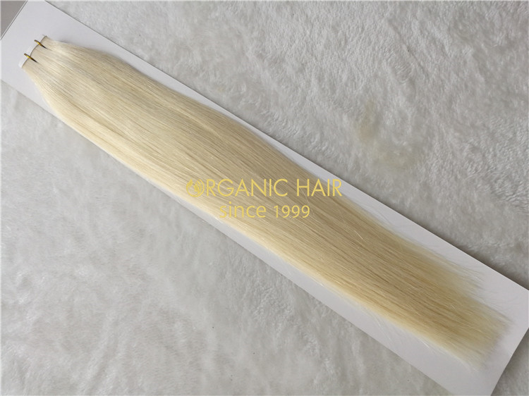 Wholesale Best Tape In Hair Extensions 60a X16 China Oem Wholesale