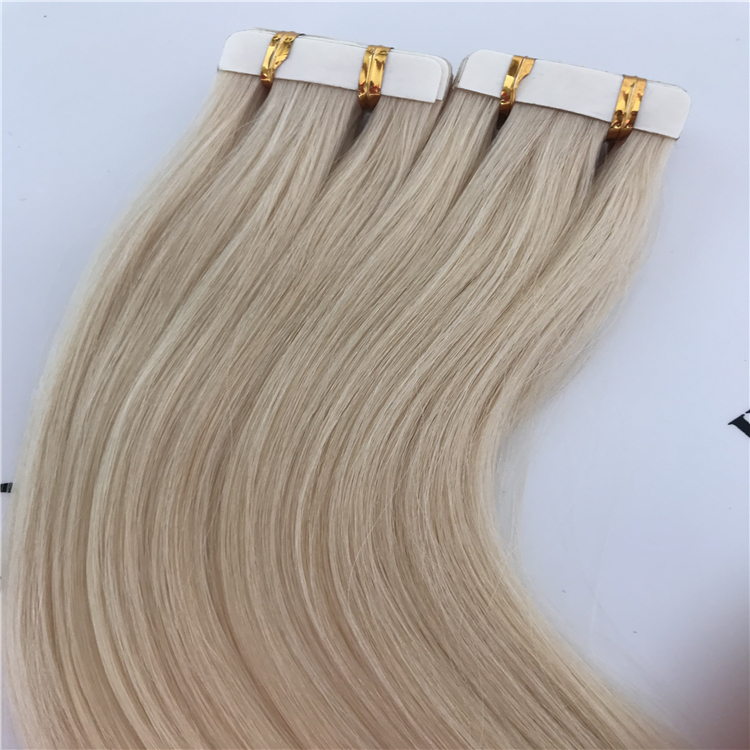 Advantages of using tape in hair extensions are as follows H6