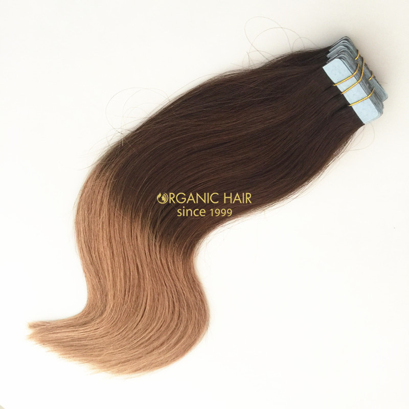 Tape In Hair Extensions China Oem Tape In Hair Extensions