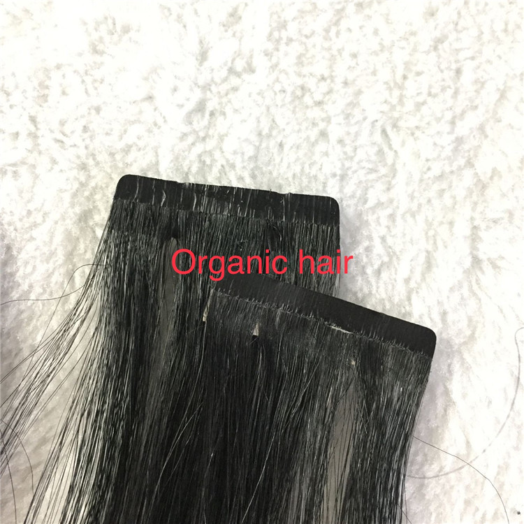 NEW INVISIBLE TAPE HAIR EXTENSIONS H183