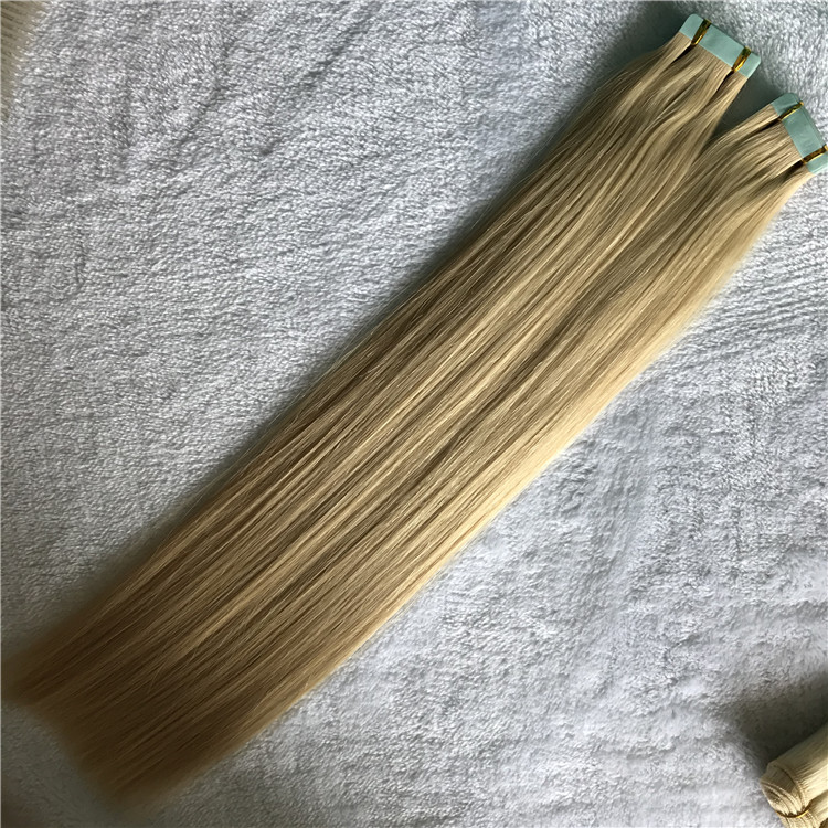 Full cuticle tape in hair extensions#22 H185