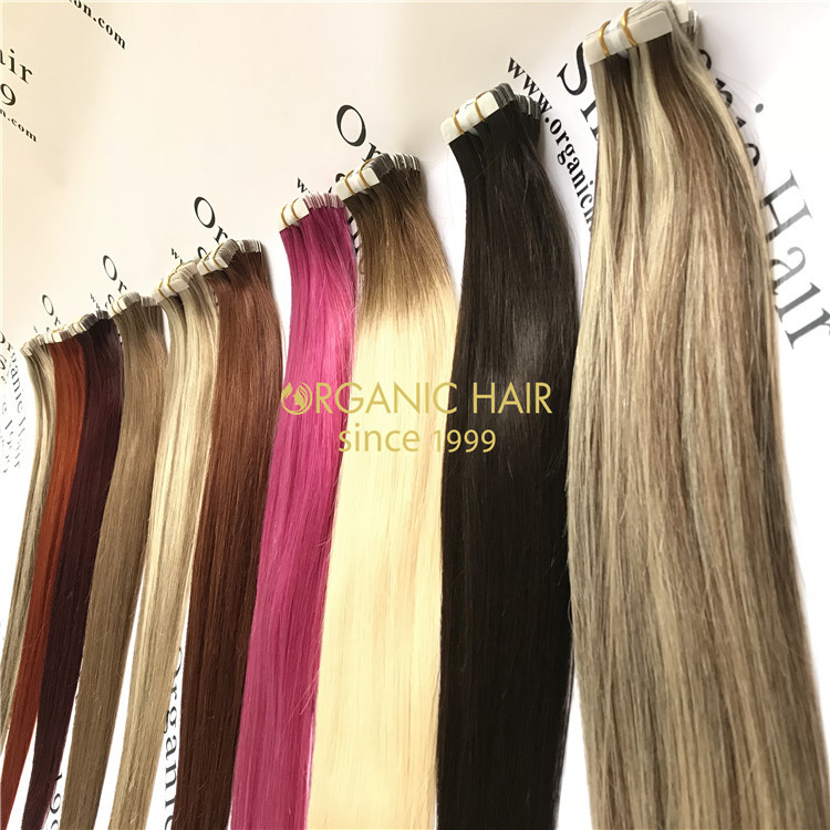 Best Tape In Hair Extensions Brand Best Tape In Hair Extensions