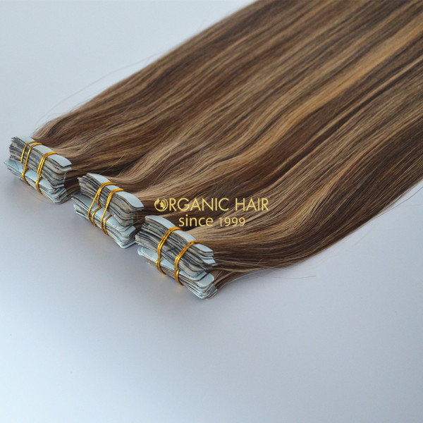 Tape in hair extensions no damage