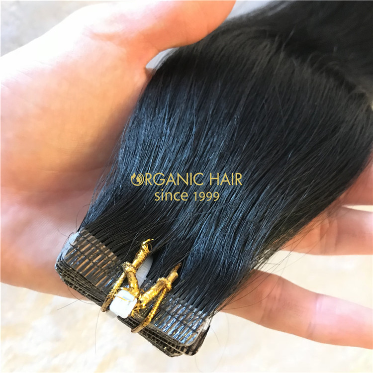 40 piece tape in hair extensions reviews X85