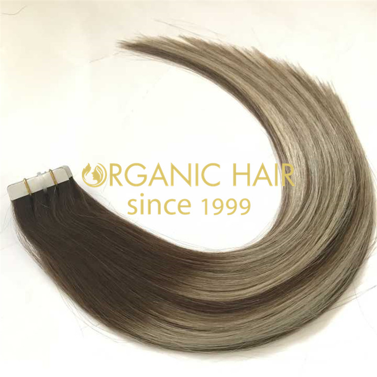 T4P4/60 tape-in hair extensions H169