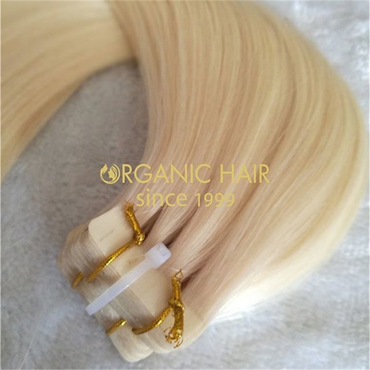 Cheap Human Young Girl Hair Tape In Hair Extensions C14 China Oem