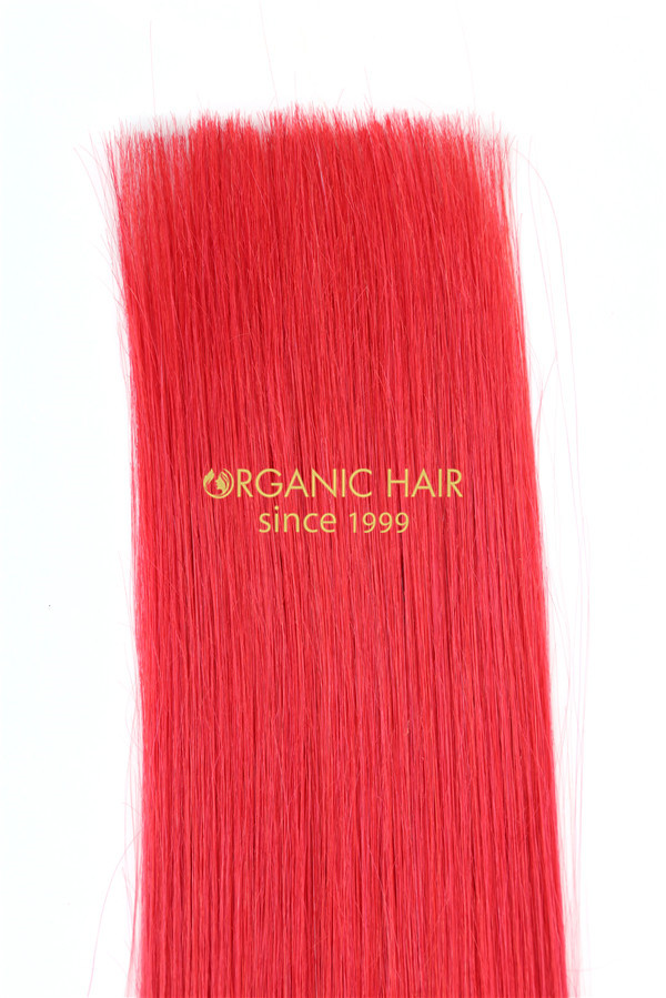 Natural hair extensions clip in red clip in hair extensions