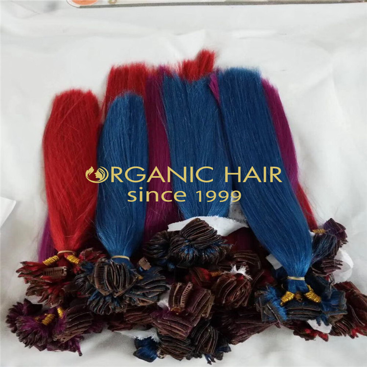 Supplier of the highest quality cuticle hair  H198