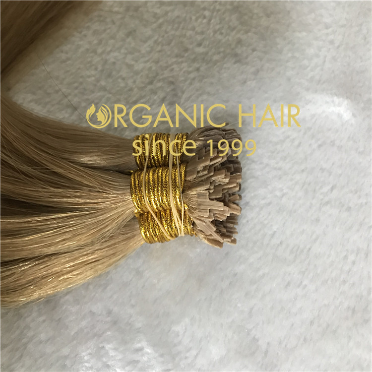 The best way to increase your hair without hurting : Micro Ring Hair Extensions H159