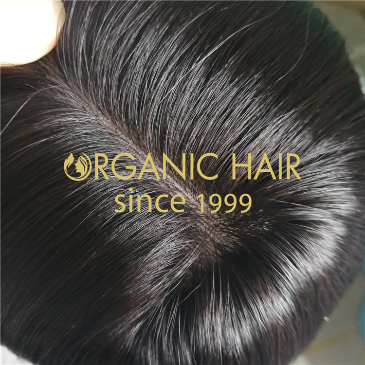 Top quality hair topper thick hair end wholesale suppliers RB85