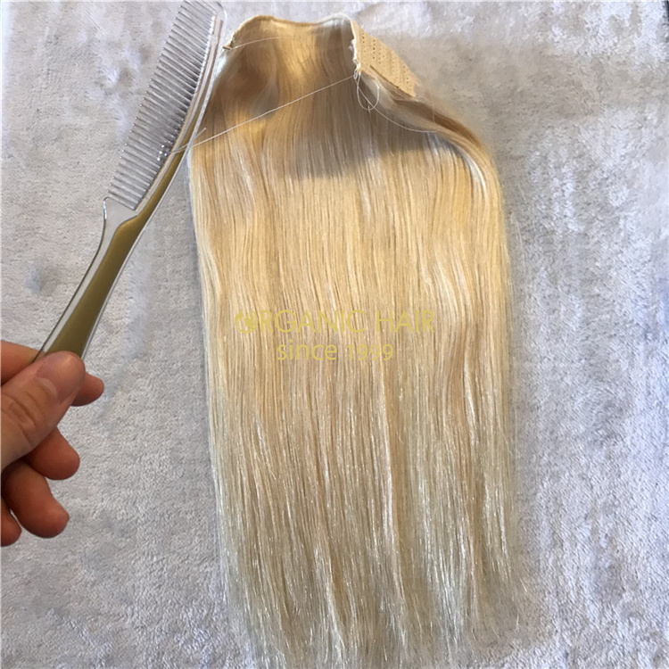 Best remy full cuticle intact hao hair wholesale V43