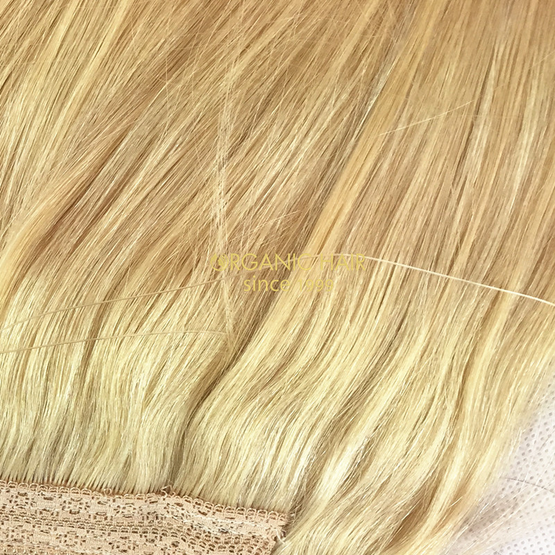 blonde halo hair extensions weave human hair extensions