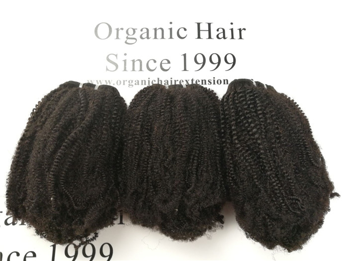 Wholesale Africa curly hair extensions X12